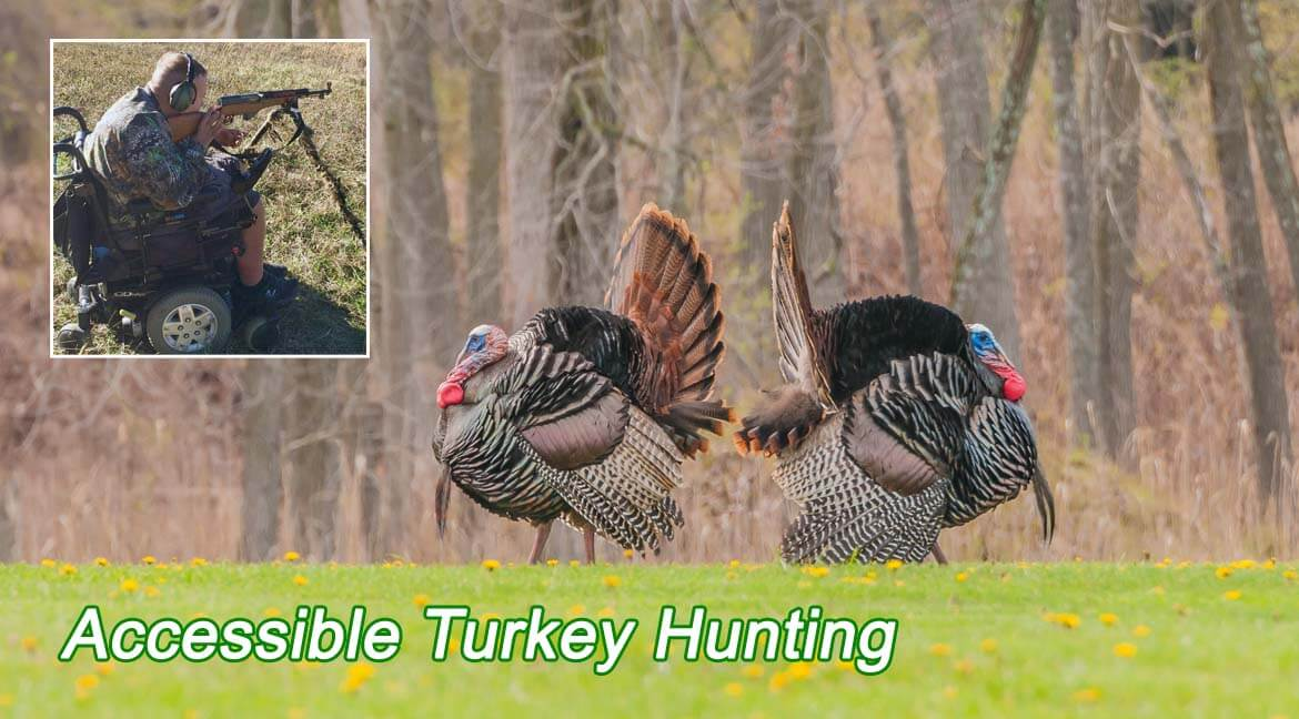 Accessible Turkey Hunting