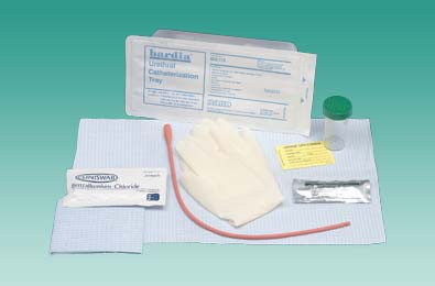 Bard Care Intermittent Catheter Trays
