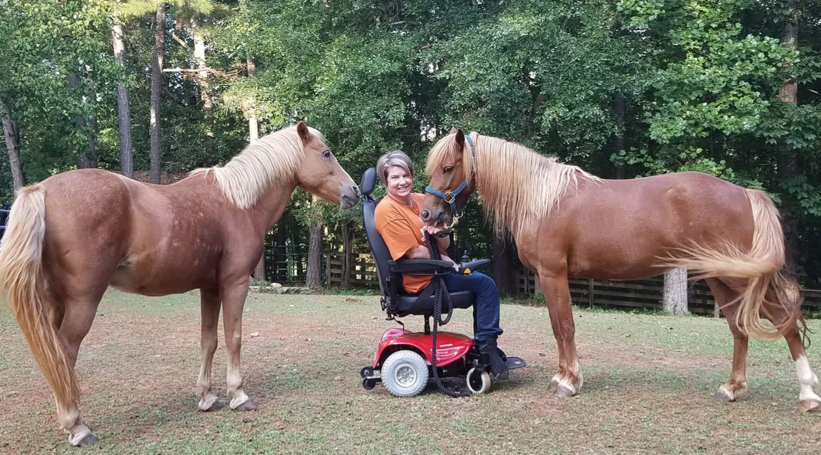 Why I Finally Gave In to a Power Wheelchair